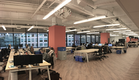 OneEleven Scale-up Hub Office